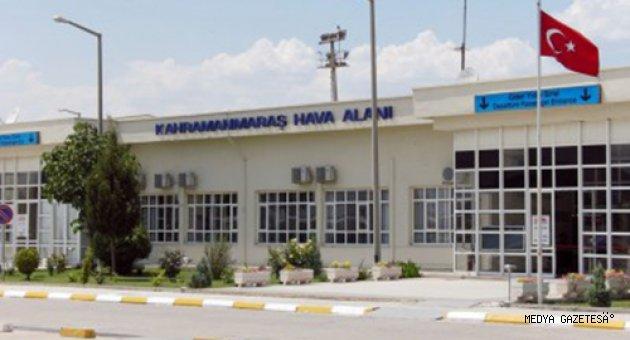 AĞUSTOS AYINDA KAHRAMANMARAŞ HAVALİMANI'NDA 27.952 YOLCUYA HİZMET VERİLDİ…