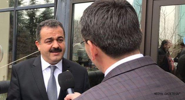 AK Parti Kahramanmaraş Milletvekili ÇİTİL;Çalışan Gazeteciler Günü Mesajı
