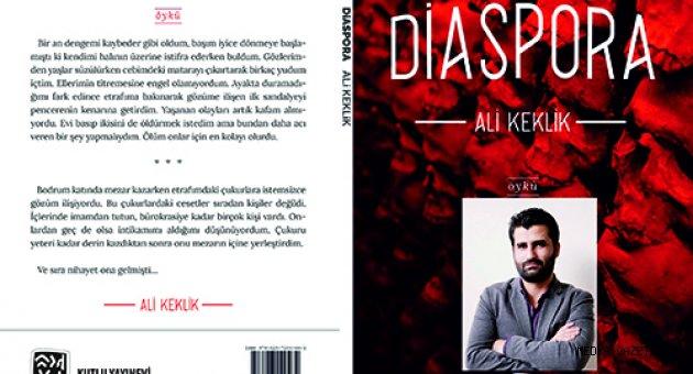 Ali Keklik'in yeni öykü kitabı çıktı!