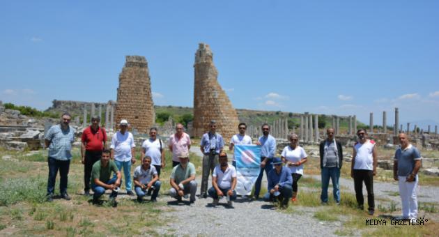 Antalya turistlerini bekliyor