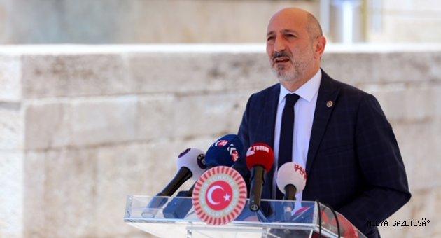 **Atom Karınca, Türkoğlu'na Yatırımların Engellenmesini Gündeme Taşıdı!