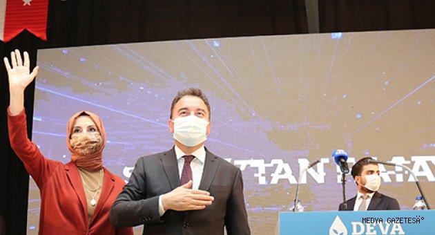 """Babacan: """"Devlet tek bir partinin değildir, Kanal İstanbul'u eleştireceğiz"""""""