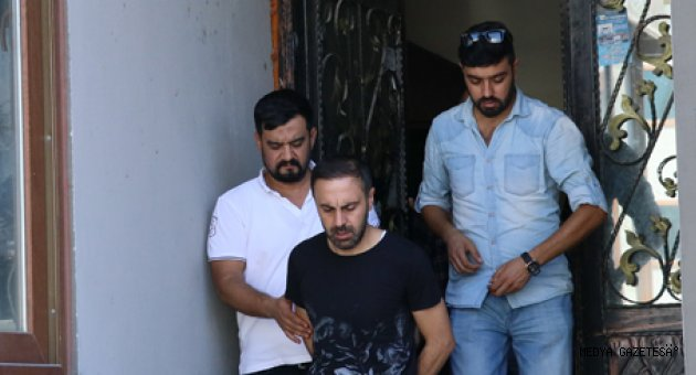 Hatay'da yağma suçundan aranan şüpheli tutuklandı