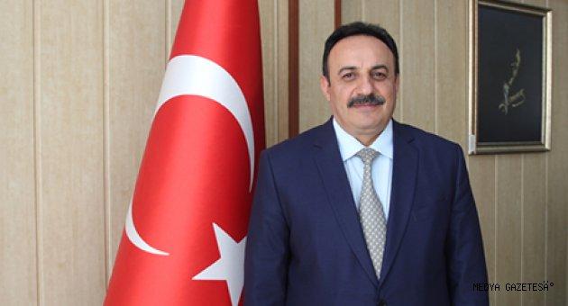 İl Millî Eğitim Müdürü Mehmet Emin Akkur'tan Çalışan Gazeteciler günü mesajı