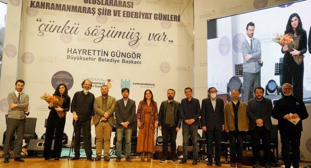 Kahramanmaraş Edebiyat Ödülleri Sahiplerini Buldu