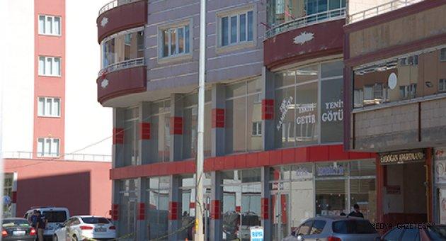 Kahramanmaraş'ta apartmanın 5. katından düşen kadın öldü