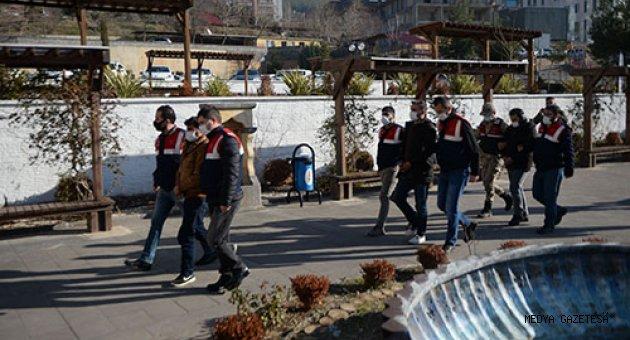 Kahramanmaraş'ta DEAŞ operasyonunda 3 şüpheli gözaltına alındı