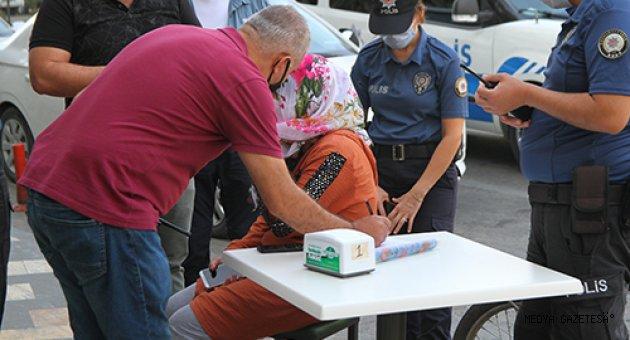 Kahramanmaraş'ta kocası dolandırılan kadının da kandırılmasını polis önledi