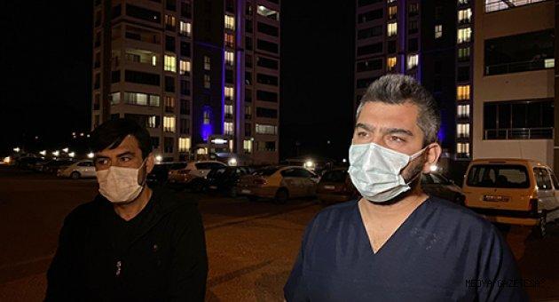 Kahramanmaraş'ta sağlık çalışanını darbettiği iddia edilen zanlı gözaltına alındı