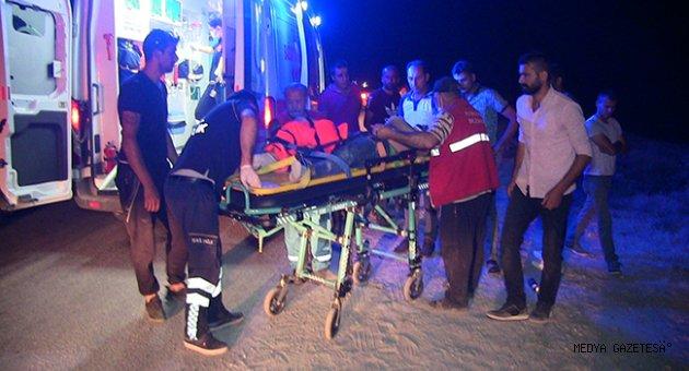 Kahramanmaraş'ta trafik kazalarında 4 kişi yaralandı