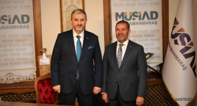 """Kervancıoğlu: """"Yapısal Dönüşüm Adımları Paketi """"Meselesi Türkiye"""""""