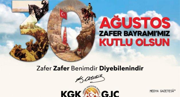 KGK Zafer Bayramını Kutladı.