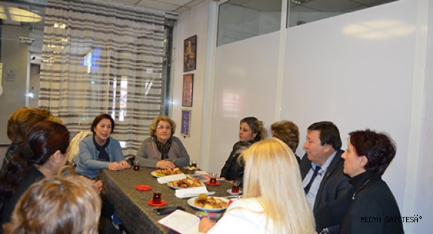 Kodaz'dan Kadın Platformu'na Ziyaret