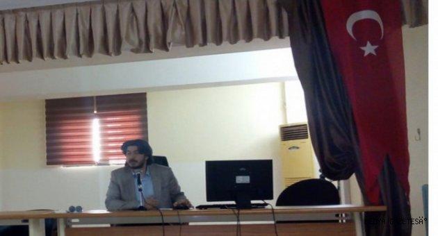 KSÜ İİBF Öğretim Üyeleri, Kahramanmaraş Merkez İlçelerinde Yer Alan Liselerde Kariyer ve Tanıtım Etkinlikleri Gerçekleştirdi