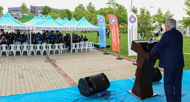 KSÜ Öğrencileri Yılın Yorgunluğunu Bahar Şenlikleri'nde Attı