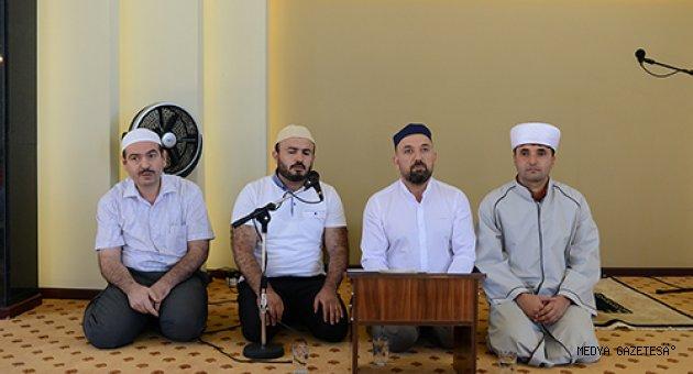 KSÜ, Prof. Dr. Abdurrahman Boran için Mevlit Programı Düzenledi