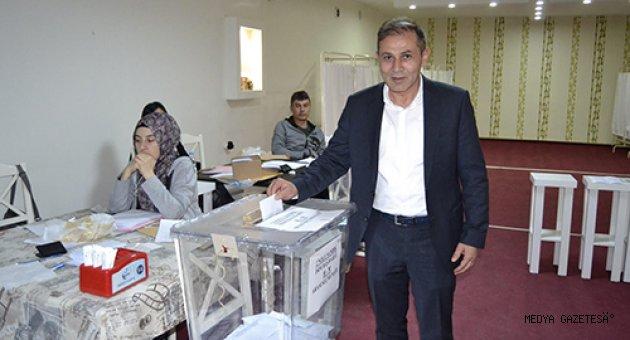 (KTO ) DR. HARUN ÇETİN BAŞKAN SEÇİLDİ.