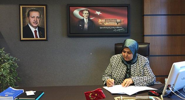 Milletvekili Habibe Öçal'dan 15 Temmuz Demokrasi ve Milli Birlik Günü Mesajı