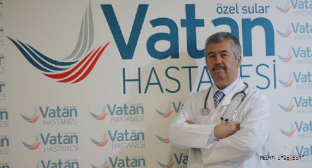 Op. Dr. Mehmet Yüzbaşı: Bu Hastalığa Duyarlı Olalım