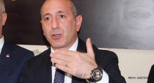 ÖZTUNÇ: 'AKP CAMİ YIKTI, YERİNE OTOPARK YAPTI!'