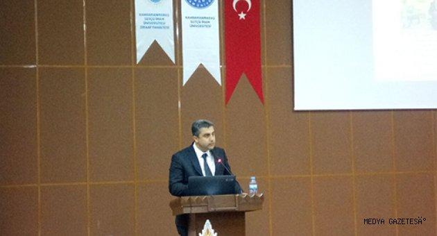 Prof. Dr. Cem Özkan: Dünya'da Yeni Buluşların Yüzde 40'ı Genç Beyinlere Ait
