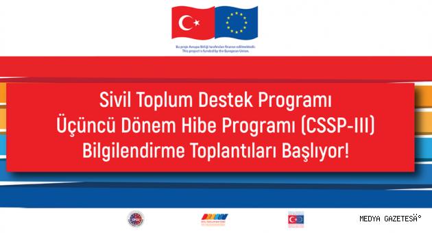 SİVİL TOPLUM DESTEK PROGRAMI - III