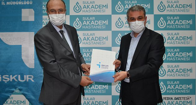 Sular Akademi Hastanesi'nden istihdama katkı