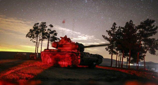 Süleyman Şah Saygı Karakolu`na Başarılı Tahliye Operasyonu