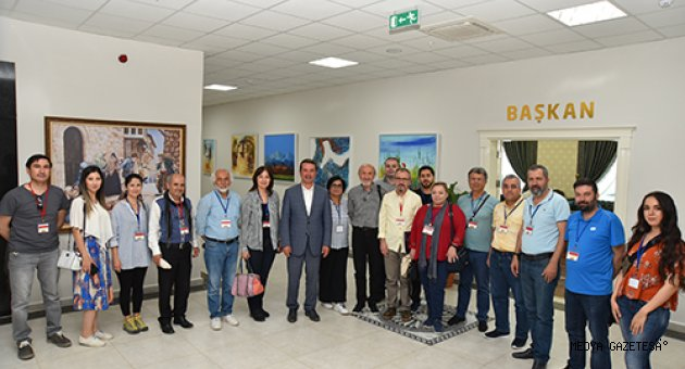 """""""Türkoğlu Belediyesi 4.Ulusal Sanat Çalıştayı Başladı"""""""