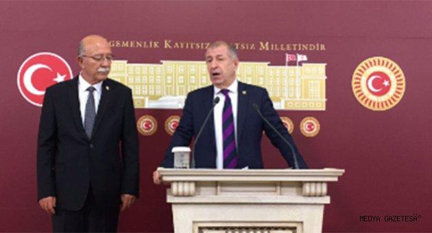 Ümit Özdağ: Saray Lale Devri'ni Halk Balkan Savaşını Yaşıyor