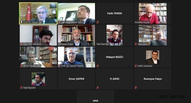 Üniversitemiz ve Türkiye Yazarlar Birliği İşbirliğiyle 'Yunus Söyler Dilimiz' Başlıklı Panel Düzenlendi