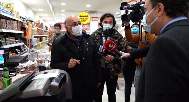VATANDAŞ ALİ BABACAN'A DERT YANDI:'Artık nefes alamıyoruz'