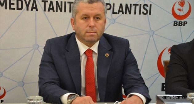 Yardımcıoğlu, KKTC'nin 37. Yılını kutladı...